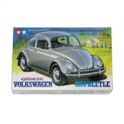 Volkswagen 1300 Beetle Assembly Kit Scale - 1/24Th