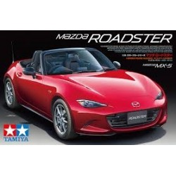 1/24 Mazda Mx-5 Tamiya Kit