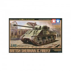 British Sherman Ic Firefly Assembly Kit Scale - 1/48Th