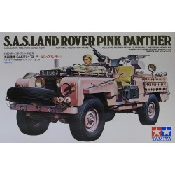 Sas British Pink Panther Assembly Kit Scale - 1/35Th
