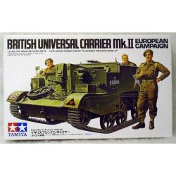 British Universal Carrier Mk.Ii Assembly Kit Scale - 1/35Th