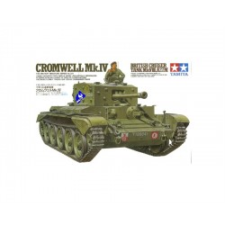 British Cromwell Mk.Ii Assembly Kit Scale - 1/35Th