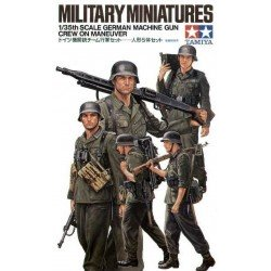 British Infantry On Patrol Assembly Kit Scale - 1/35Th