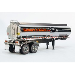 Tamiya Rc Fuel Tanker Trailer 1/14 Kit - Gallant Eagle