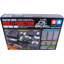 Tractor Truck Multi Function Unit Tamiya Usa Truck Rig Sound