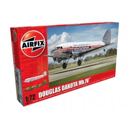 Douglas Dakota 1/72 - A08015 Dis Kit Airfix A08015