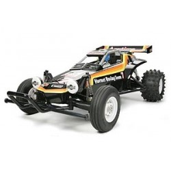 Remote Tamiya Rc Hornet 2Wd Off Road Buggy Self Build Kit 1/10 Scale Includes ESC Speed Controller