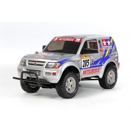 Remote Pajero Rally Sport (Cc-01) Tamiya 1/10 Kit 4WD Includes ESC Speed Controller