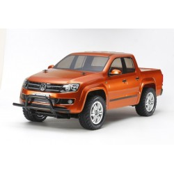 remote Rc Volkswagen Amarok - Cc01 KIT 4WD Includes ESC Speed Controller