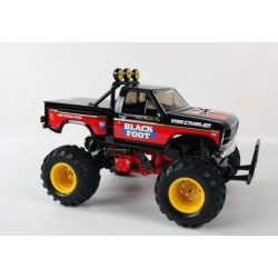 Blackfoot 2016 Tamiya Self Build RC Kit. Iconic Includes ESC Speed Controller