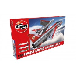 Electric Lightening 1/48 Scale Kit Airfix A09179