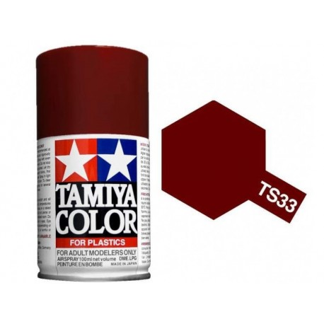 Image result for model car painted with tamiya ts-33 hull red