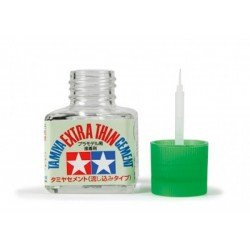 Tamiya Extra Thin Cement Glue 40Ml (12)