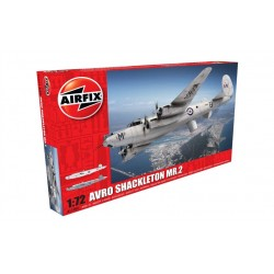 Avro Shackleton Mr2 1/72 Maritime Patrol Kit Airfix A11004