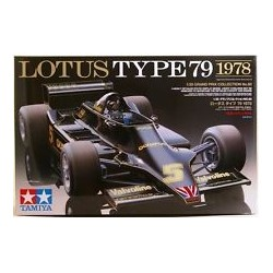 Team Lotus Type 88B Courage Kit Tamiya