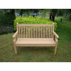 Winawood Bench 2 Seater Teak Colour.