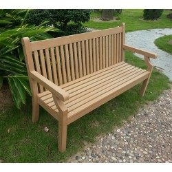 Winawood Bench 3 Seater Teak Colour.