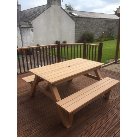 Winawood Large Picnic A Frame Dining Table 1530(L)X820(W) X760(H)