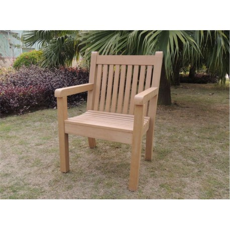 Winawood Armchair Teak Colour.
