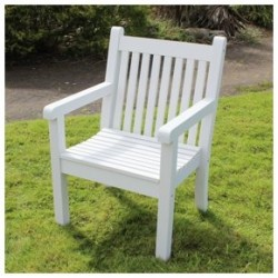 Winawood Armchair Off White Colour.