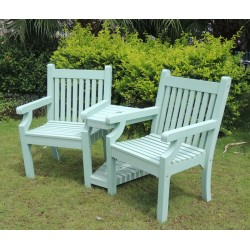 Winawood Love Seat/ Winawood Green Colour