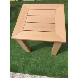 Winawood Tea Table On Its Own 600X600X600 Teak Colour