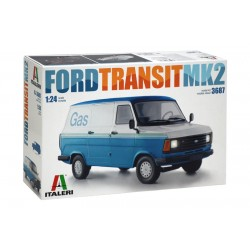 Ford Transit Van MKii 1:24 Scale Kit