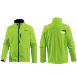 Merida Softshell Green Jacket Xl
