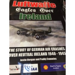 LUFTWAFFE EAGLES OVER IRELAND BOOK