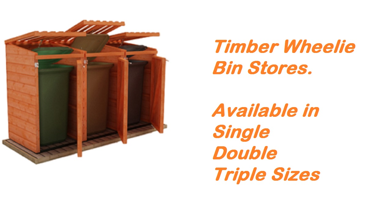 Timber Sheds - MCL Direct com