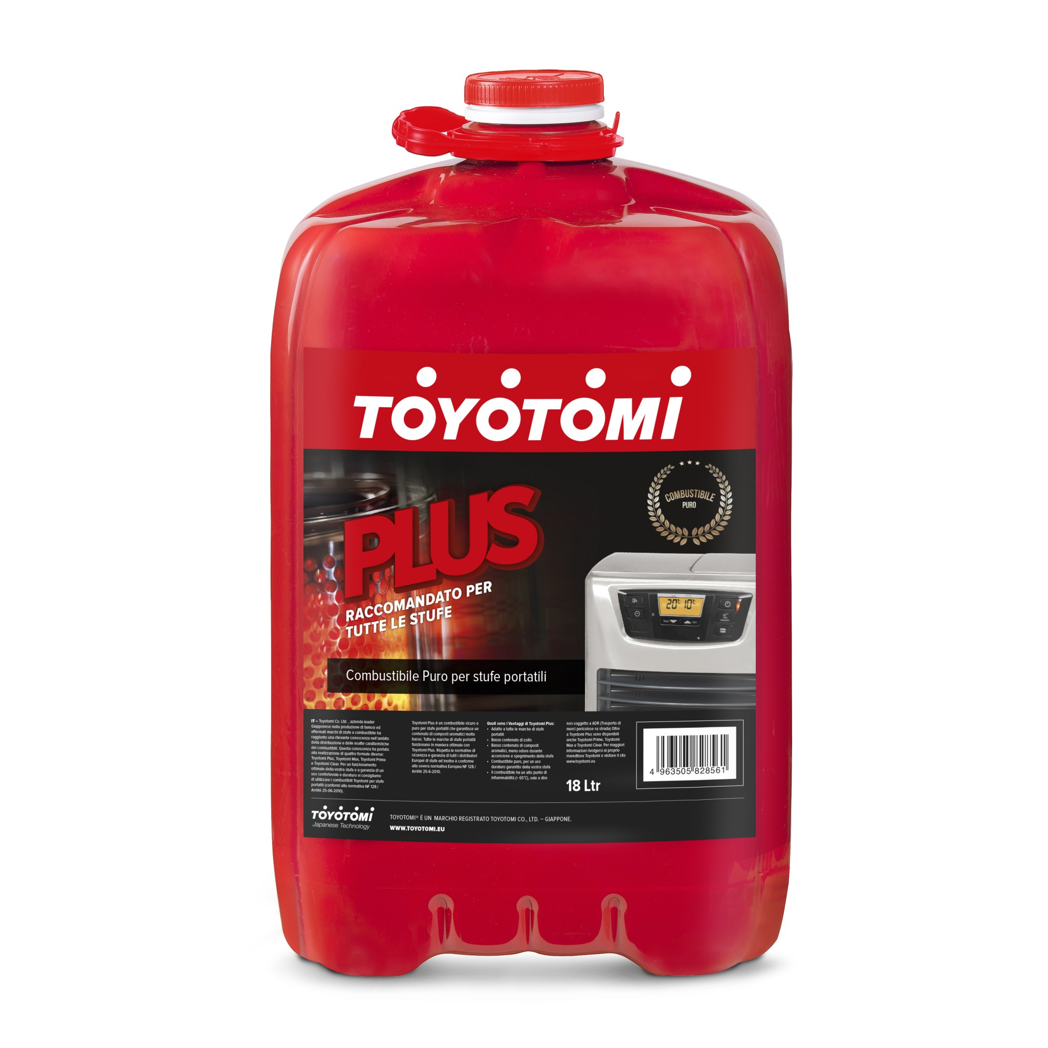 Ireland | Paraffin Extra | Low Aromatic R.O.L.F.Fuel from ... for Paraffin Fuel  555kxo