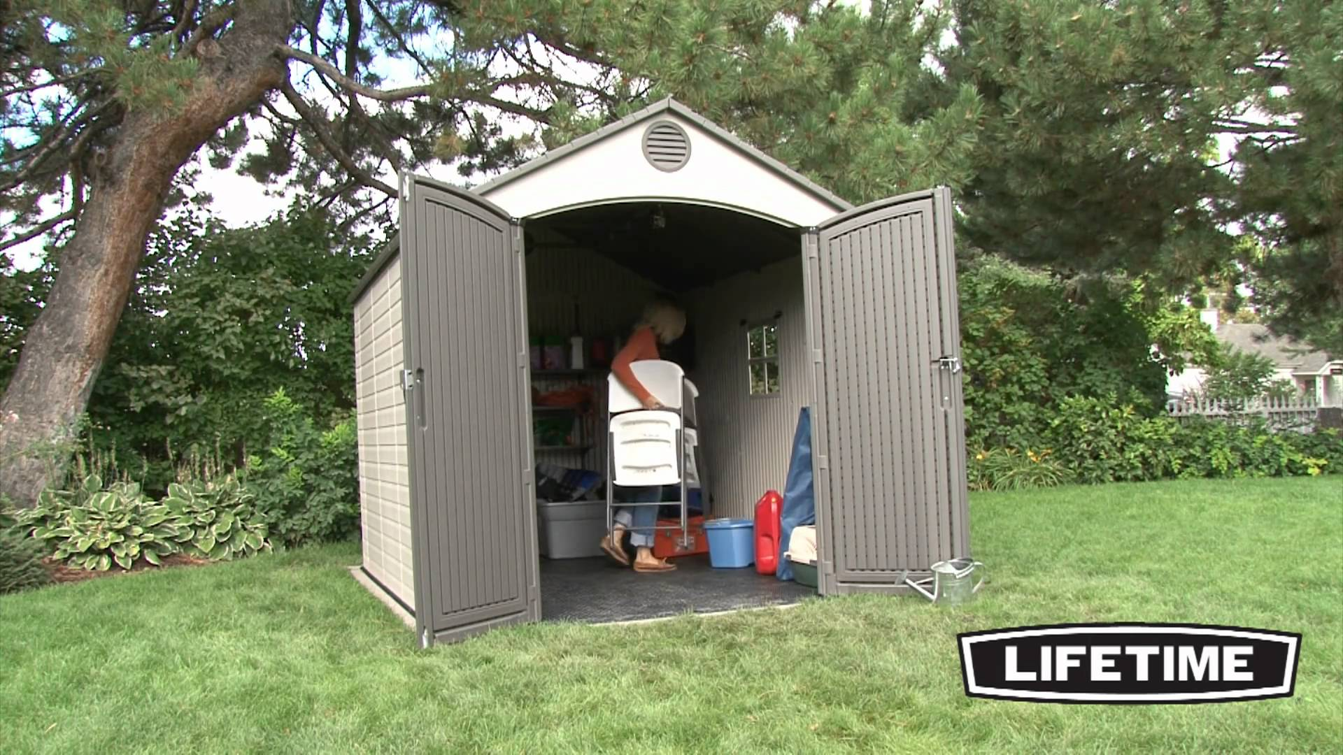 Ireland Lifetime Products Garden Sheds In Stock